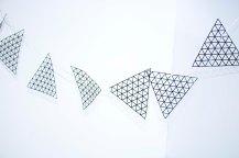 """Tri Lines"" - Installation"