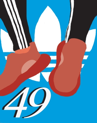 Adidas Posterf