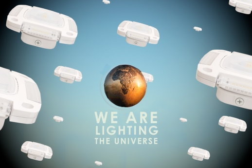 Lighting-the-Universe
